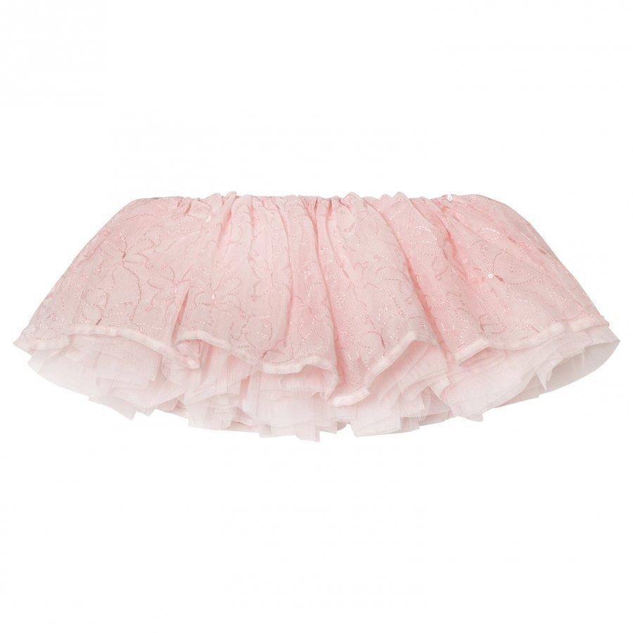Mirella Pink Sequin Butterfly Tutu Skirt Ballerinahame