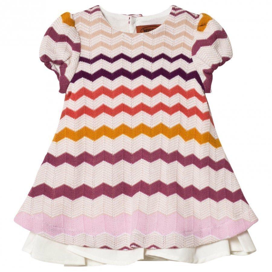 Missoni Multi Colored Dress Mekko