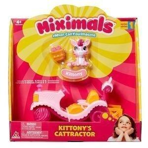 Miximals Cattractor Hahmo