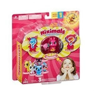 Miximals Surprise Hahmo 3pk