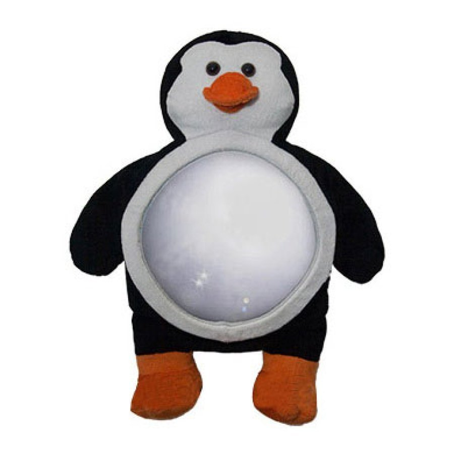 Miyali Turvaistuimen Peili Luca Pingviini