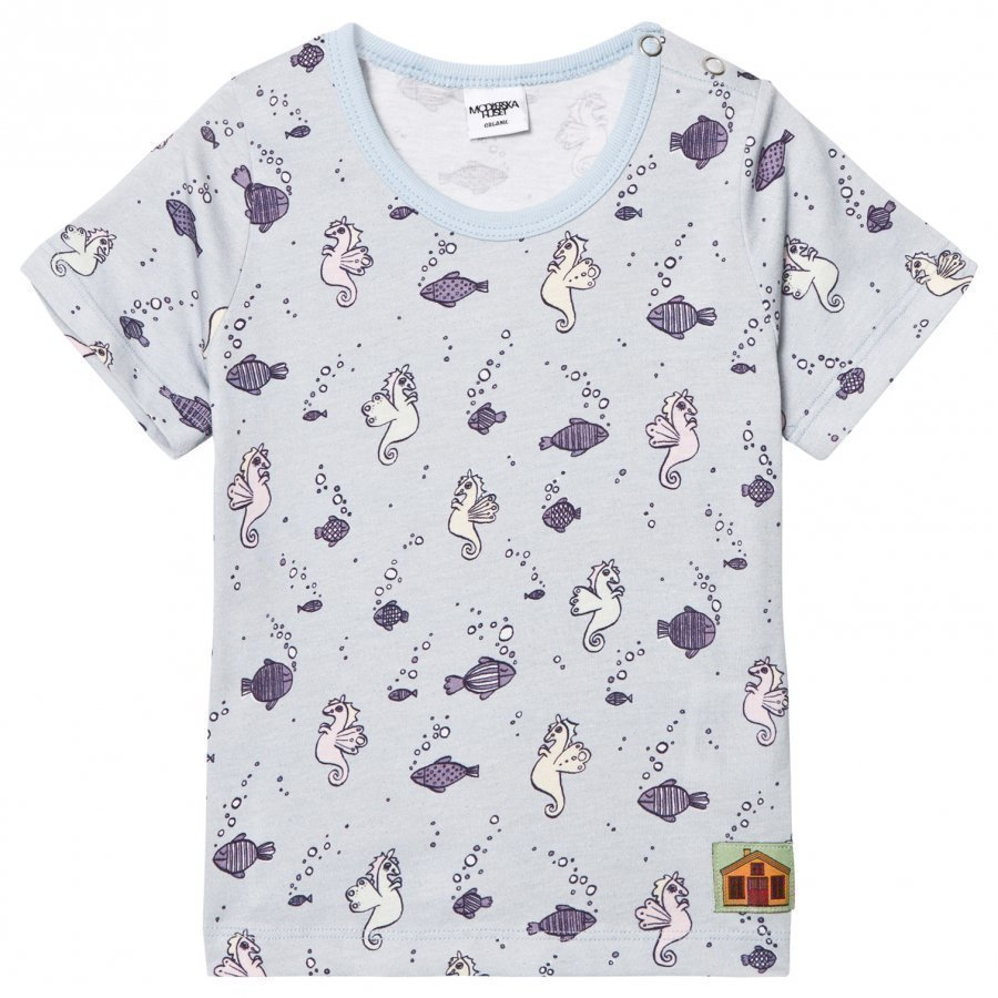Modéerska Huset T-Shirt Going For A Ride T-Paita