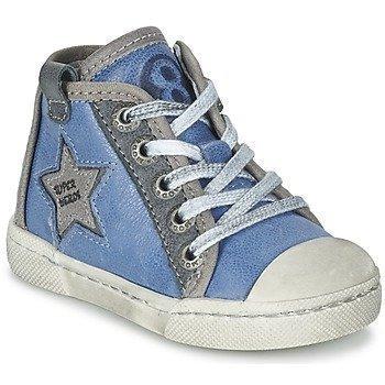 Mod'8 KAMINO korkeavartiset kengät