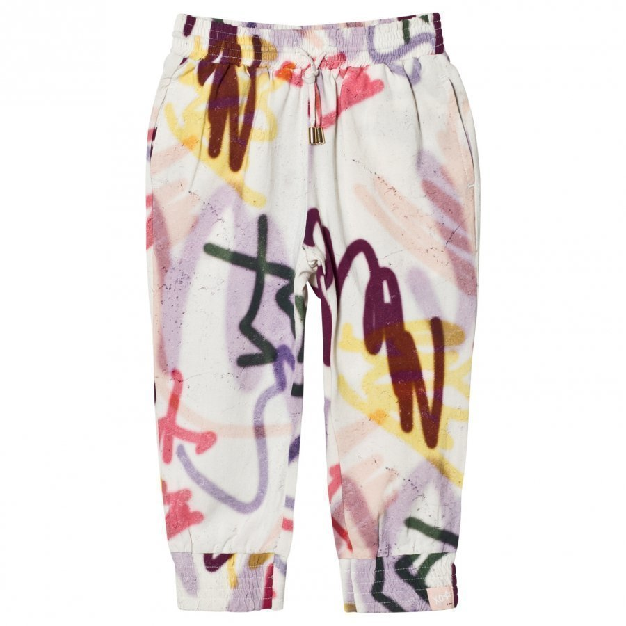 Molo Abbey Soft Pants Graffiti Housut
