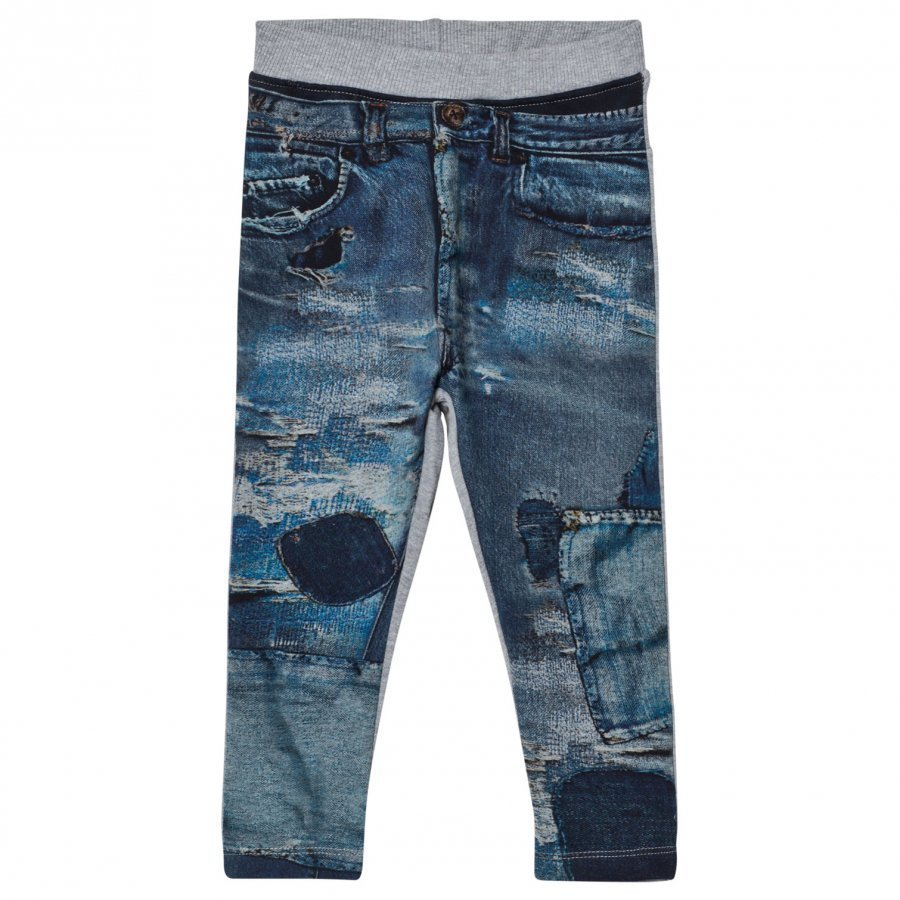Molo Abel Sweatpants Japanese Denim Verryttelyhousut