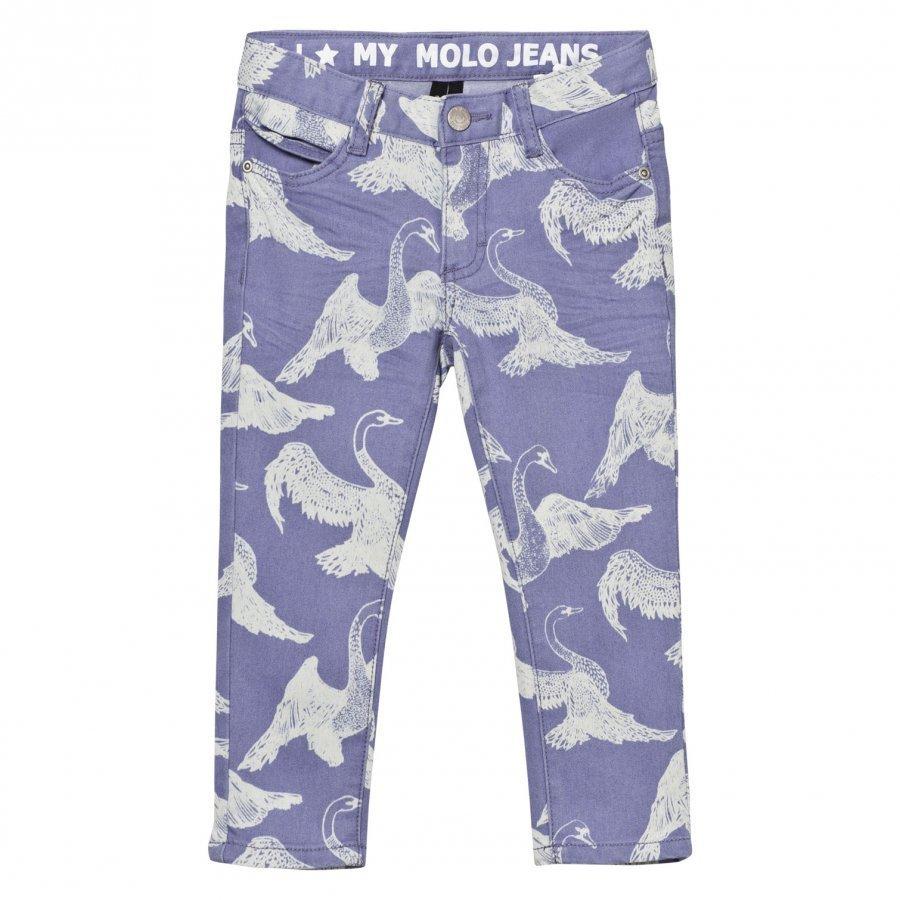 Molo Alfa Pants Swans Housut