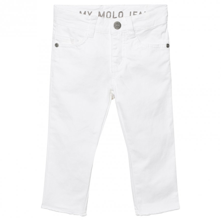 Molo Alfi Pants White Housut