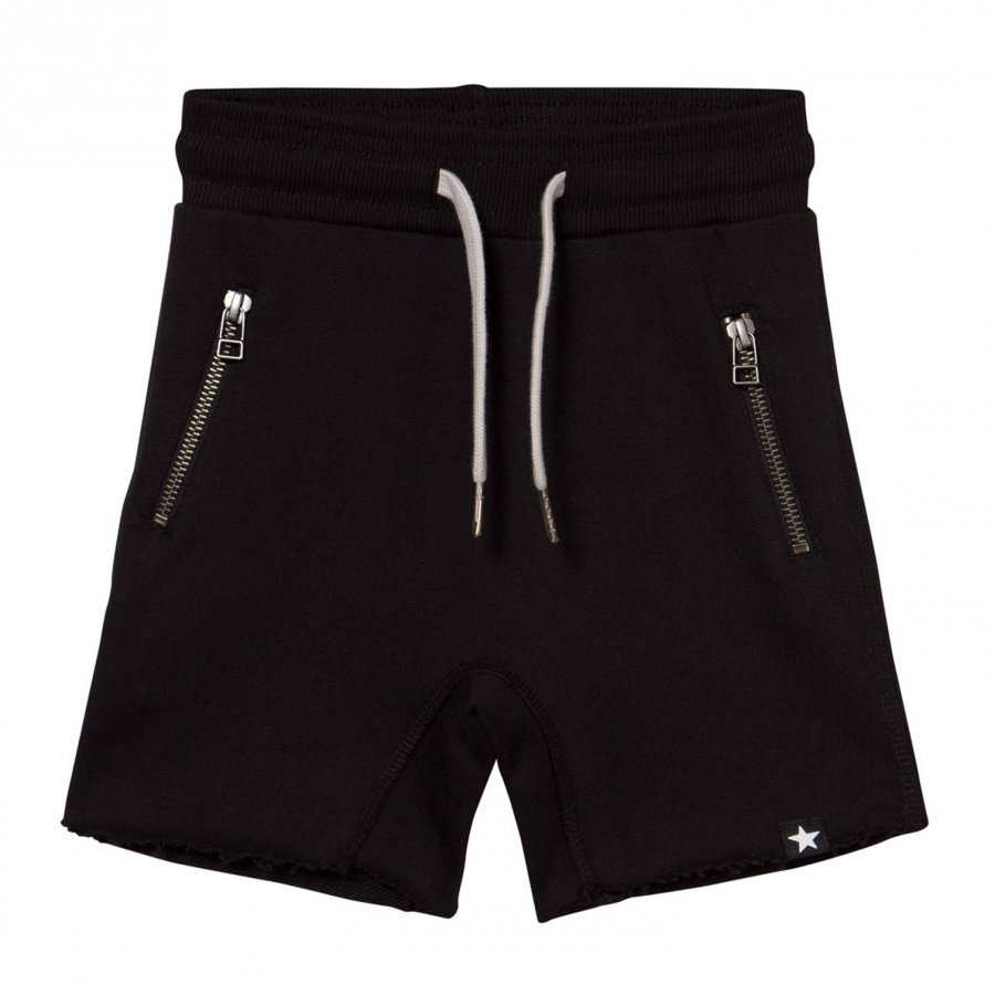 Molo Alias Shorts Black Oloasun Shortsit