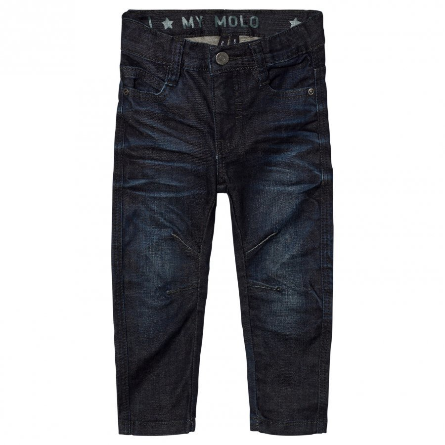 Molo Alonso Jeans Indigo Shadow Housut