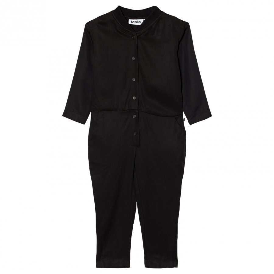 Molo Alyna Jumpsuit Black Bean Jumpsuit Haalarit