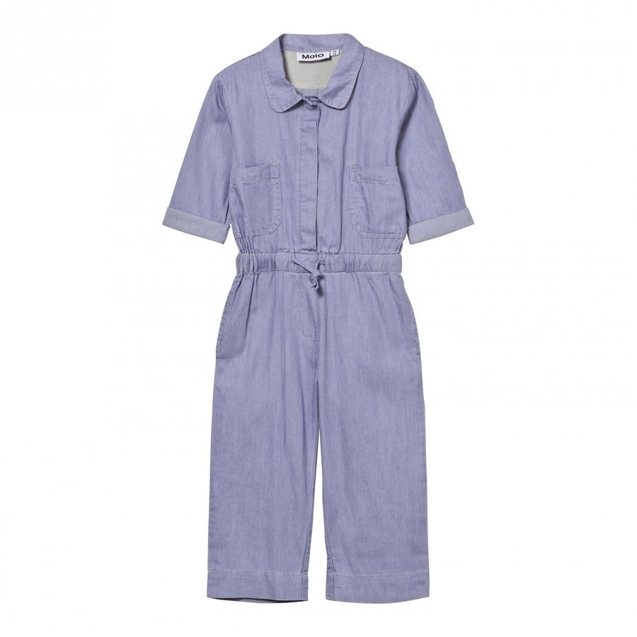 Molo Angel Jumpsuit Baja Blue Potkupuku
