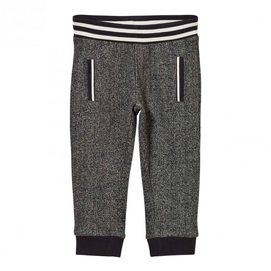 Molo Archie Pants Black Housut