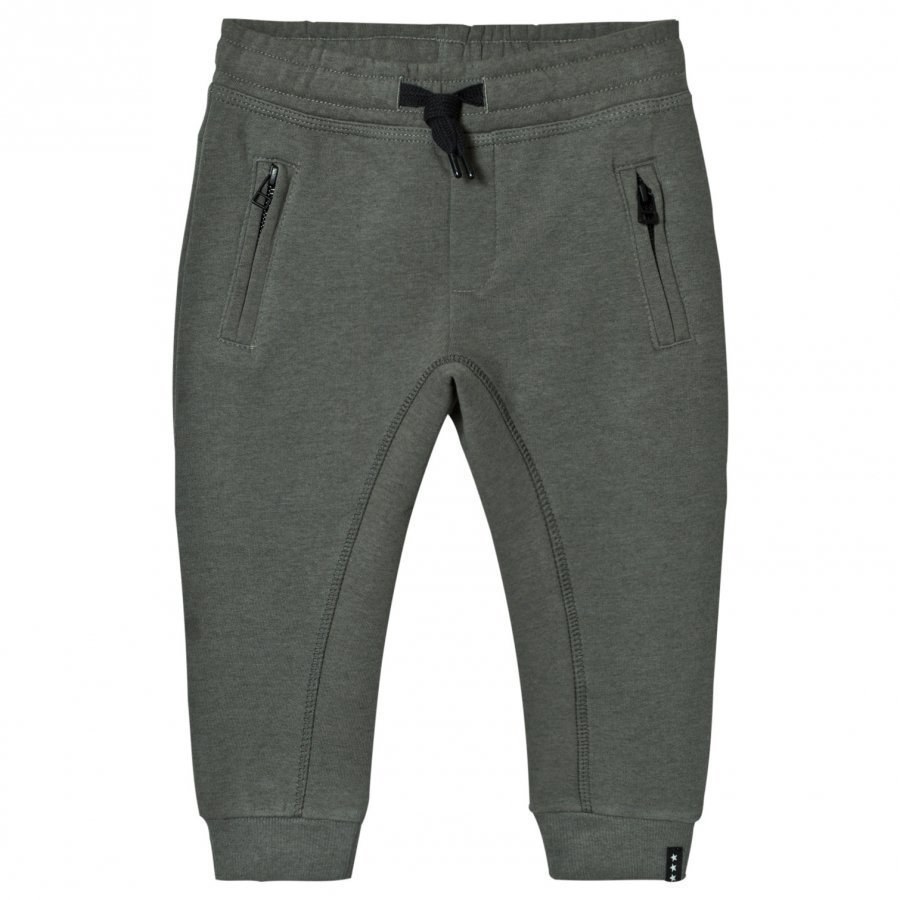 Molo Ash Soft Pants Pewter Verryttelyhousut