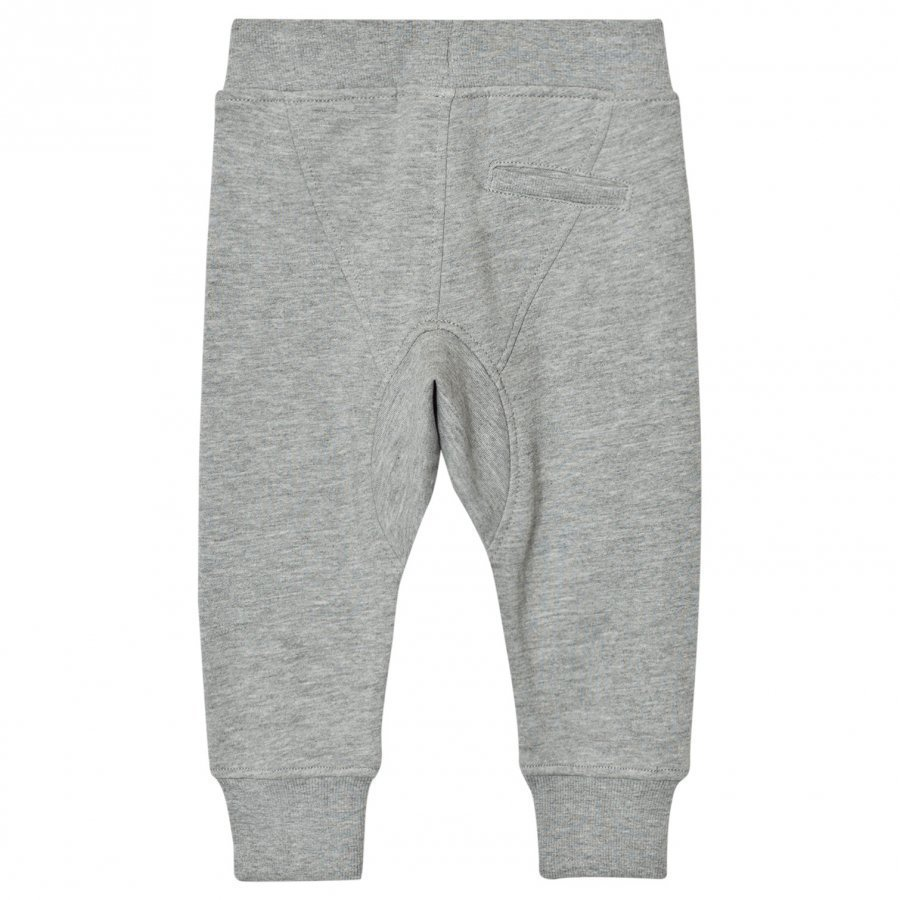 Molo Ashton Soft Pants Grey Melange Verryttelyhousut