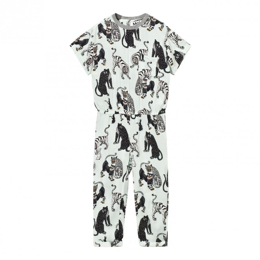 Molo Ave Jumpsuit Korean Tigers Potkupuku