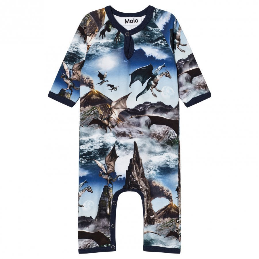 Molo Baby Body Fleming Dragon Island Body