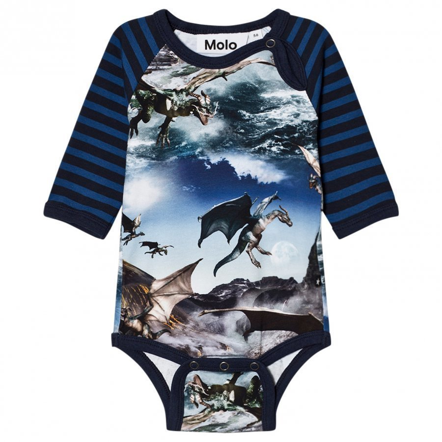 Molo Baby Body Floyd Dragon Island Body