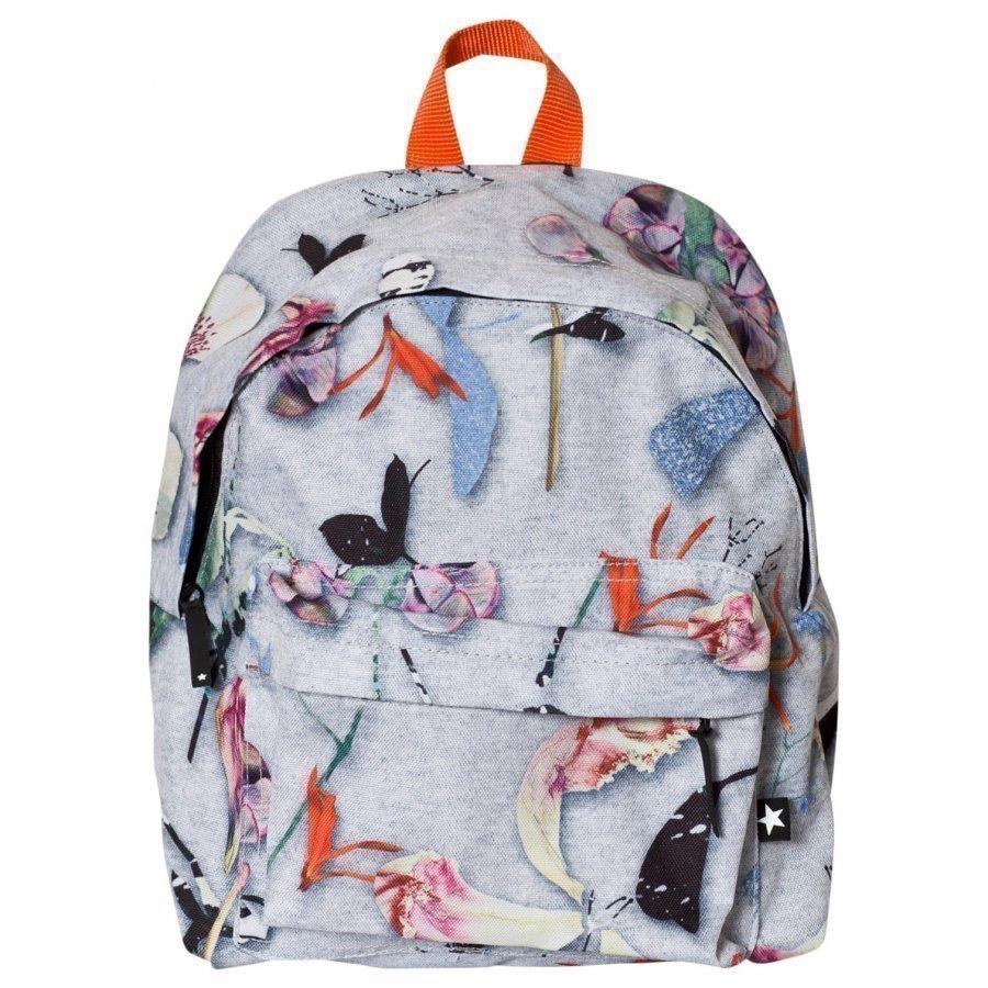 Molo Backpack Paper Petals Melange Reppu