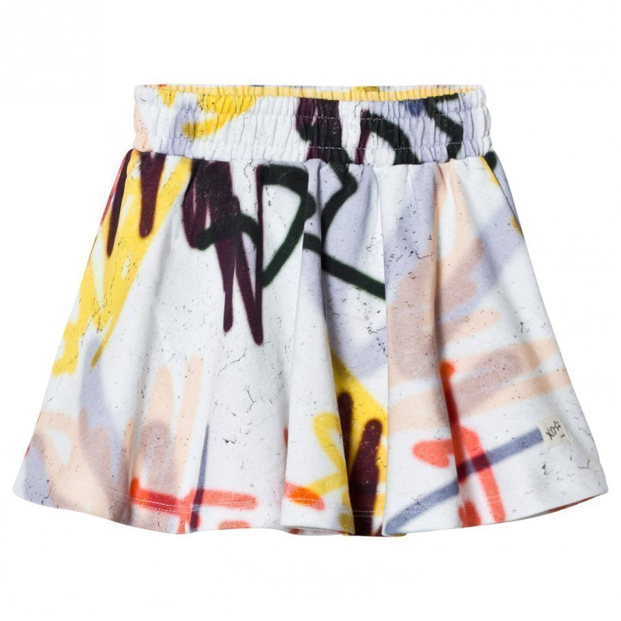 Molo Barbera Skirt Graffiti Hame