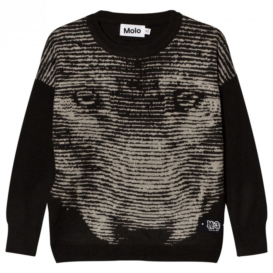 Molo Bart Sweater Pirate Black Neuletakki