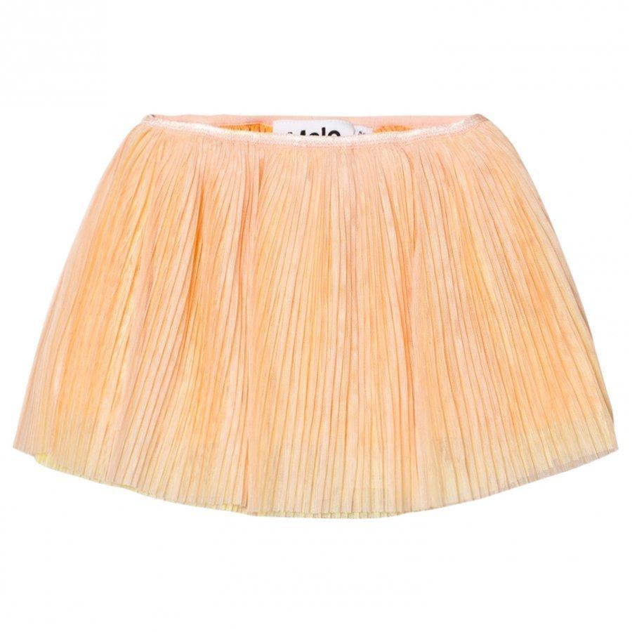 Molo Belma Skirt Tulle Rainbow Hame