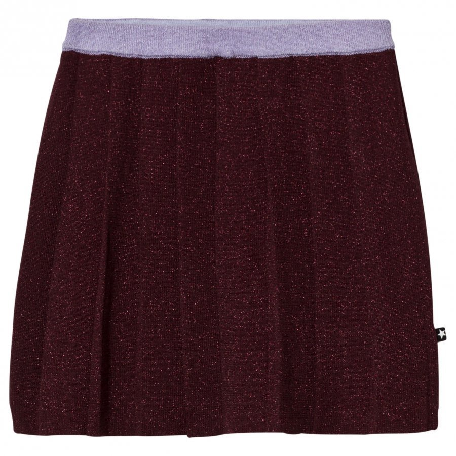 Molo Beth Skirt Forestberry Hame