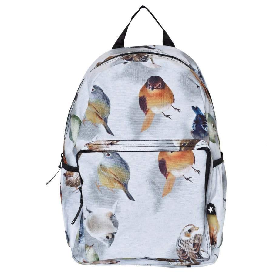 Molo Big Backpack Bouncing Birds Reppu
