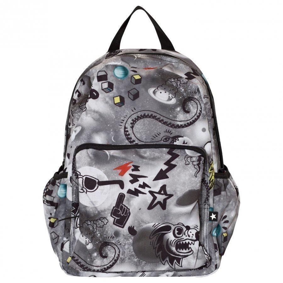 Molo Big Backpack Comic Space Reppu