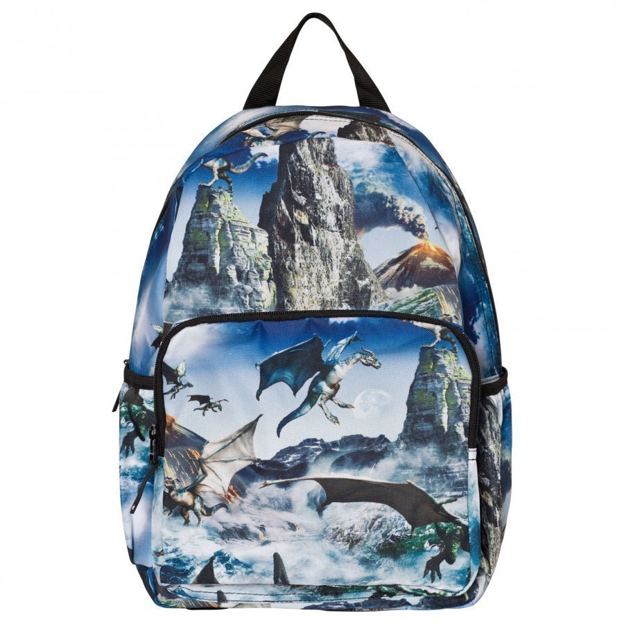 Molo Big Backpack Dragon Island Reppu