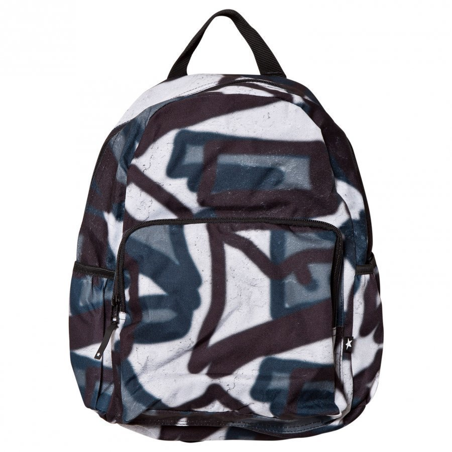 Molo Big Backpack Graffiti Reppu