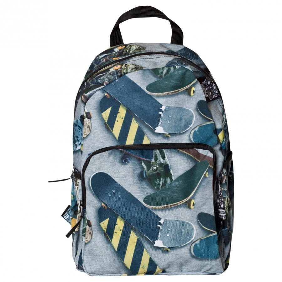 Molo Big Backpack Skate Reppu