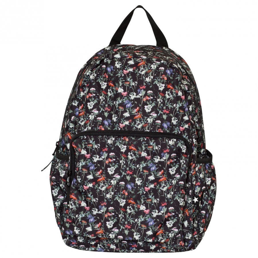 Molo Big Backpack Tiny Flowers Poplin Reppu