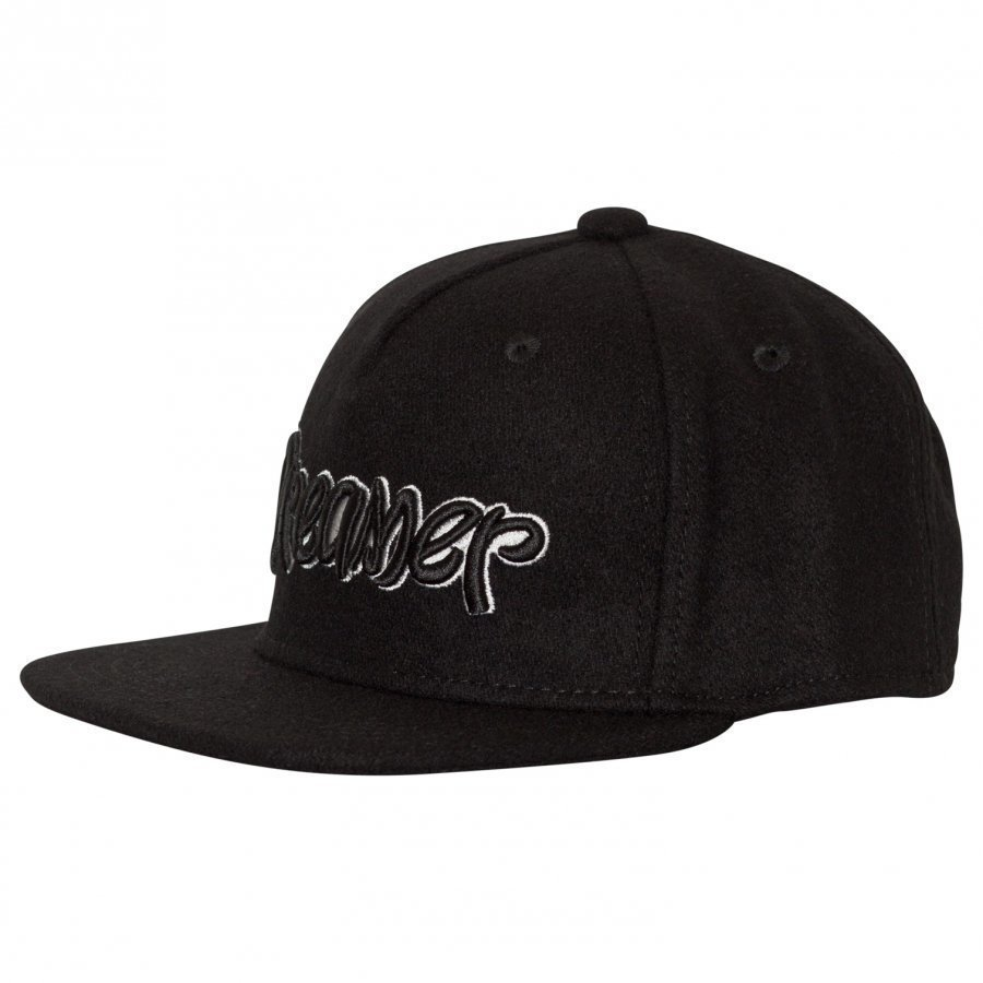 Molo Big Shadow Cap Black Pipo