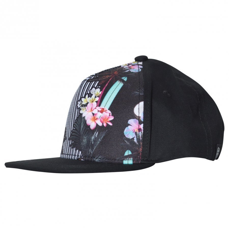 Molo Big Shadow Jr Cap Aloha Stripe Lippis