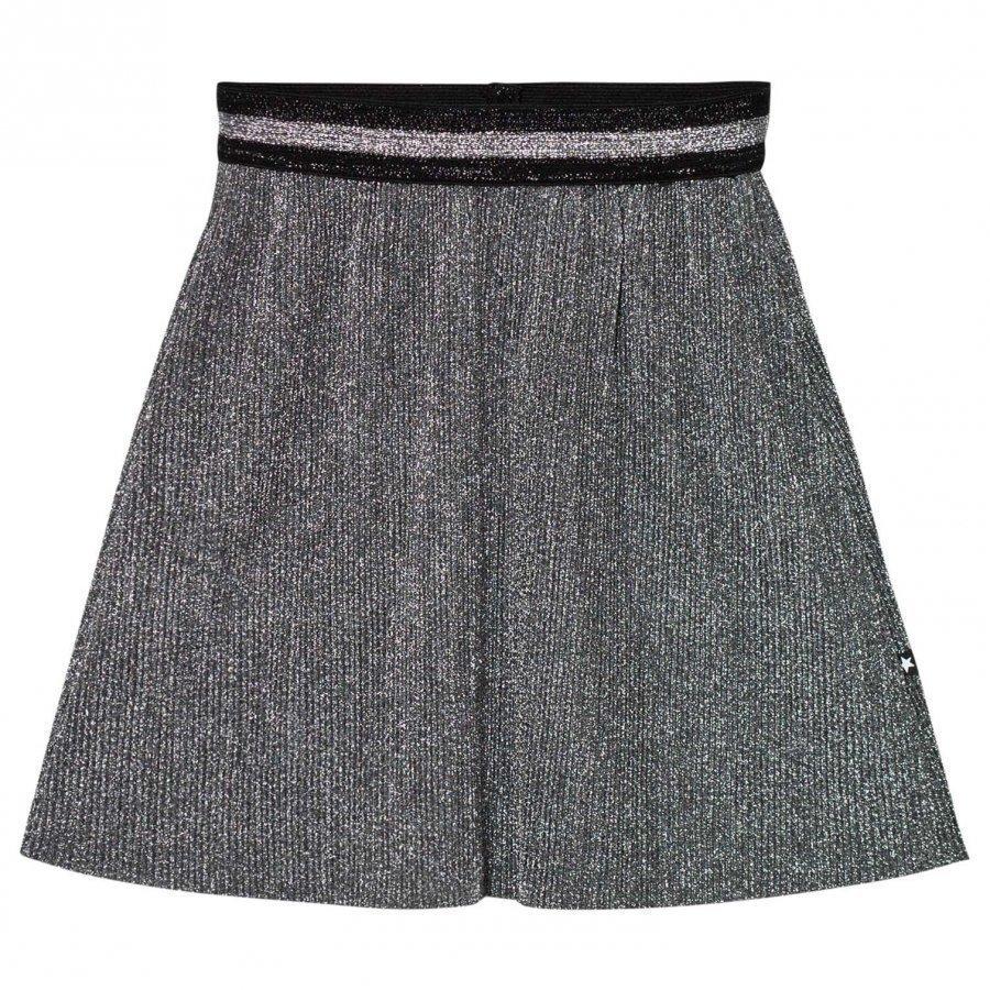 Molo Birdie Skirt Silver Midihame