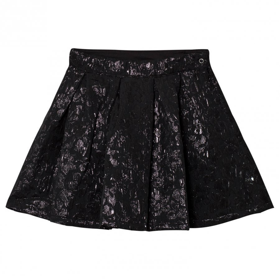 Molo Buffy Skirt Black Midihame