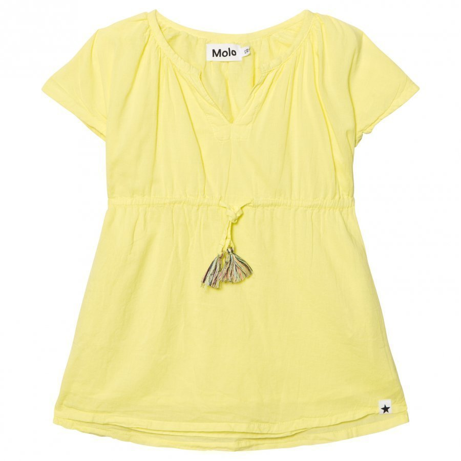 Molo Caly Dress Lemon Tonic Kylpytakki
