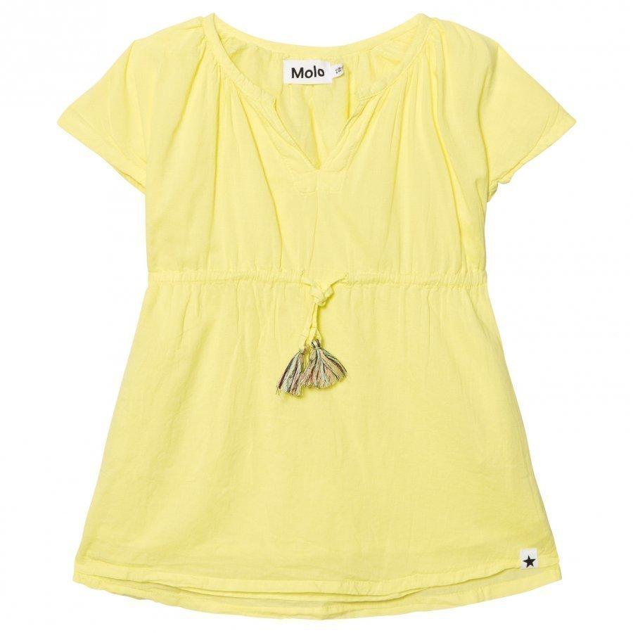 Molo Caly Dress Lemon Tonic Kylpytakki