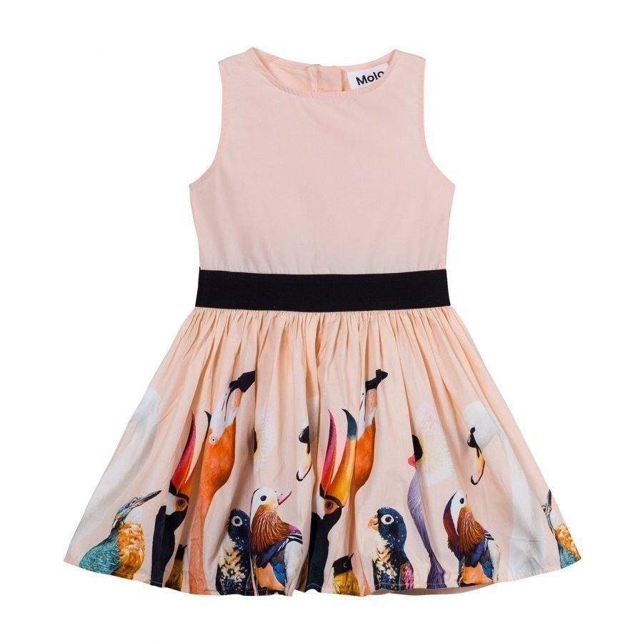 Molo Carli Dress Poppies Juhlamekko