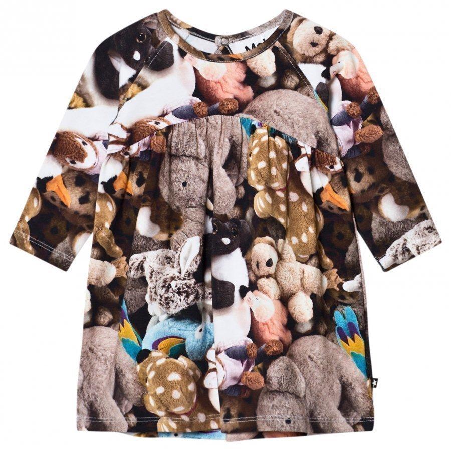 Molo Carlys Dress Friends Forever Mekko