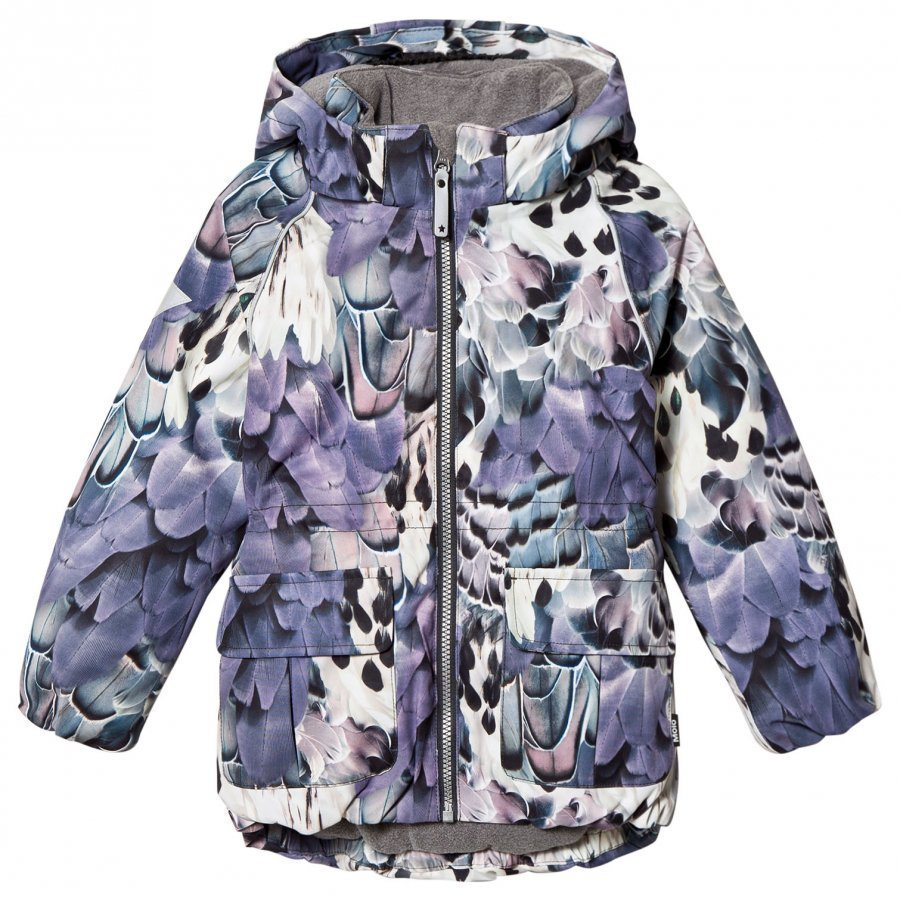 Molo Cathy Jacket Fine Feather Toppatakki
