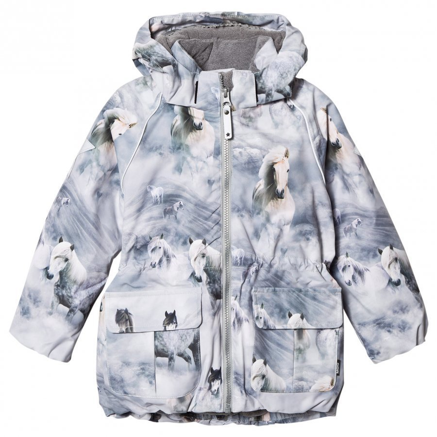 Molo Cathy Jacket Pony Toppatakki