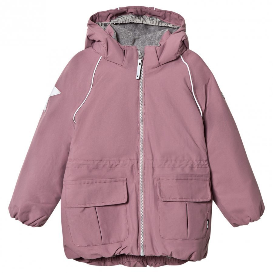 Molo Cathy Jacket Purple Mist Toppatakki
