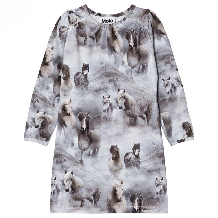 Molo Ceria Dress Pony Mekko
