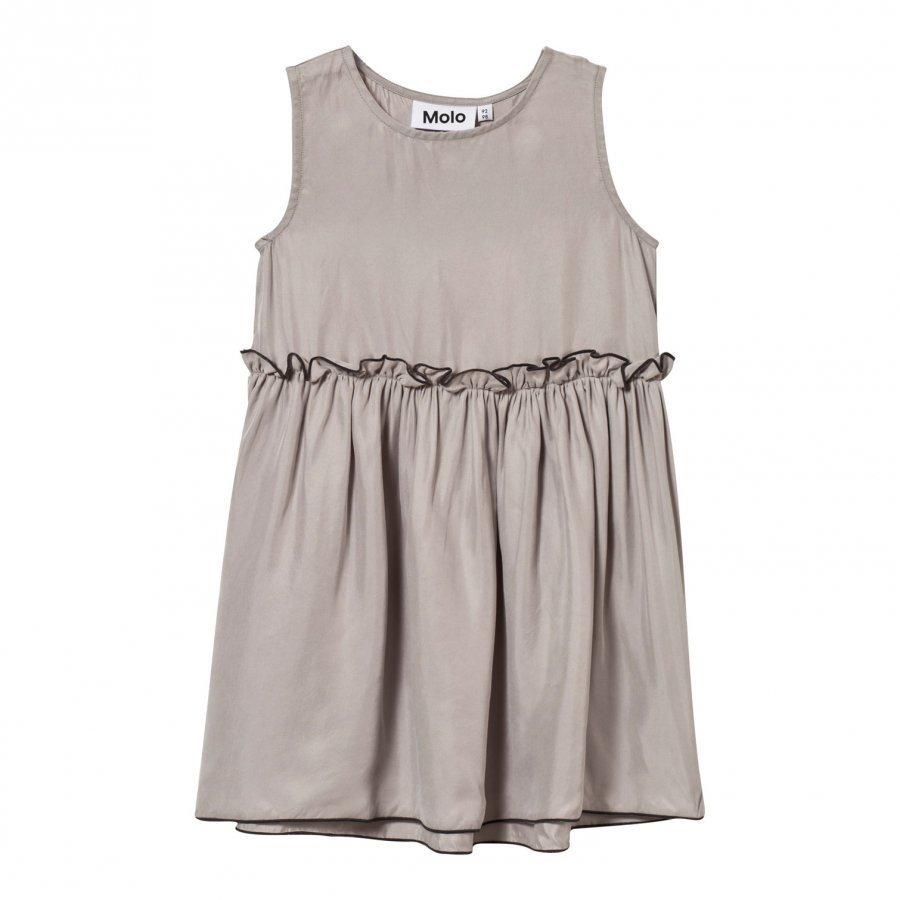 Molo Cerys Dress Opal Grey Mekko
