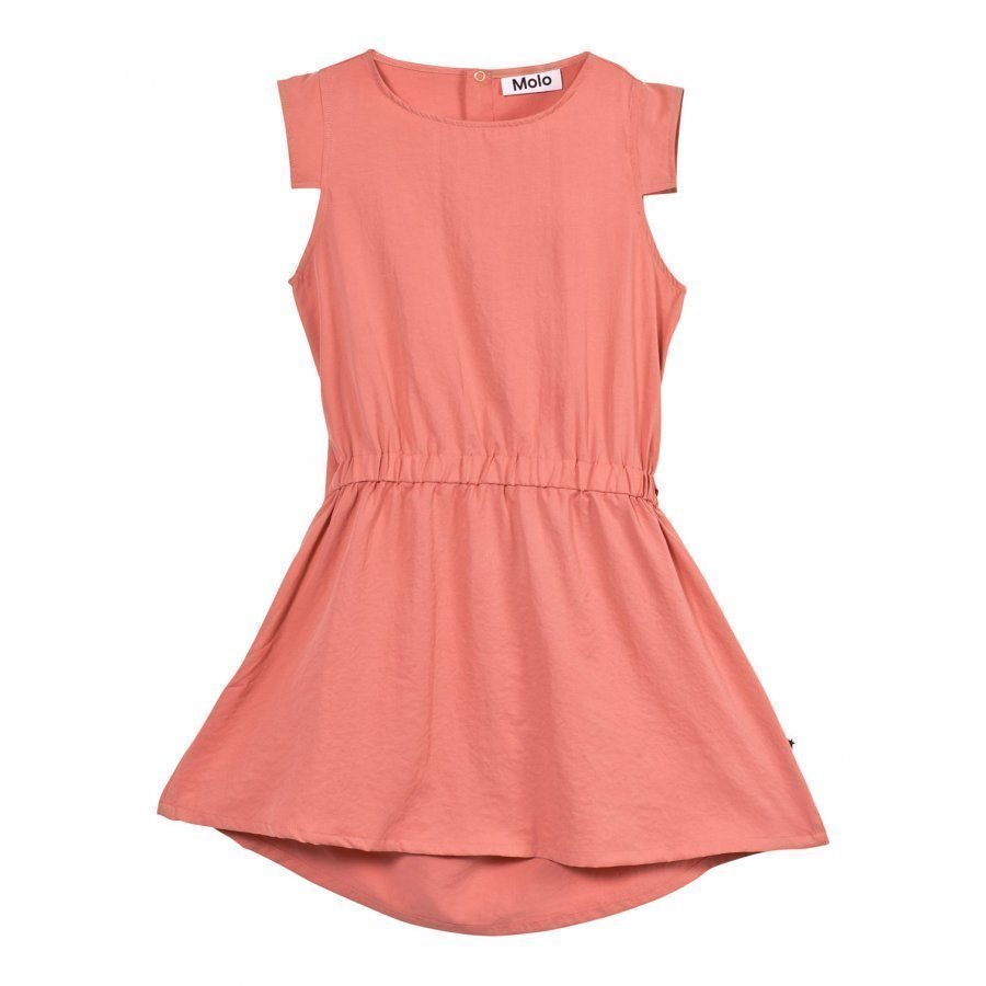 Molo Chrisette Dress Spicy Pink Juhlamekko