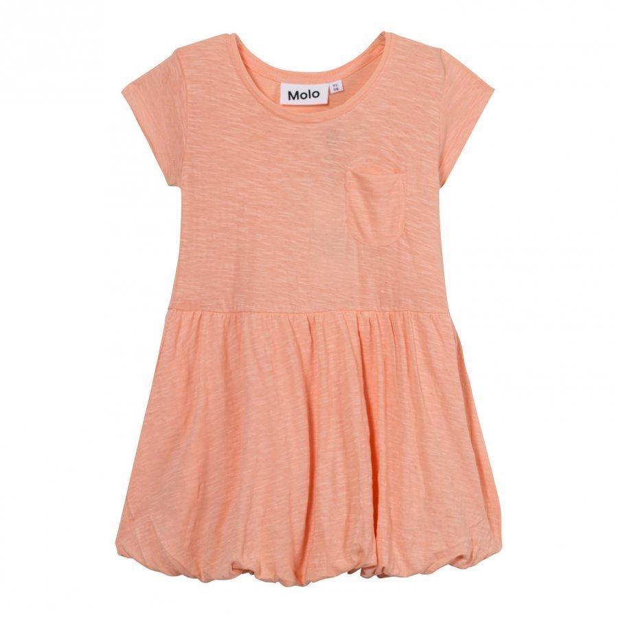 Molo Clea Dress Poppies Mekko