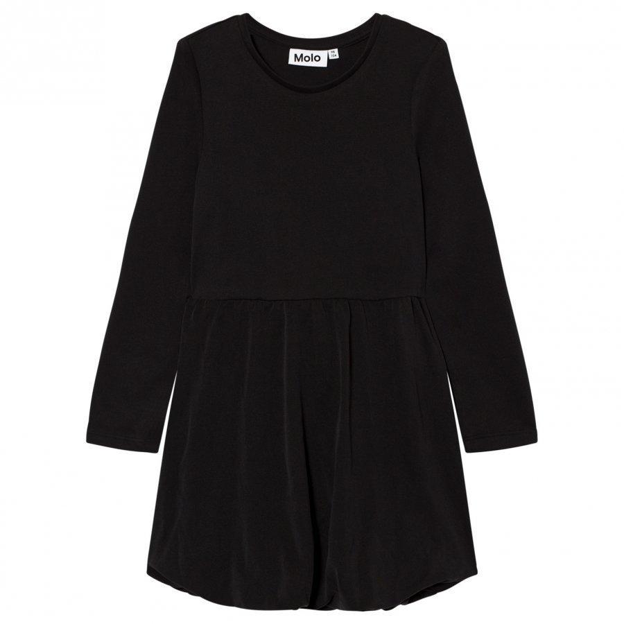 Molo Clementine Dress Black Bean Mekko