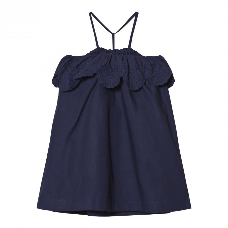 Molo Cloudia Dress Casino Blue Juhlamekko