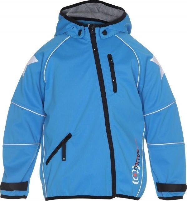 Molo Cloudy Jacket Softshell Takki Sininen